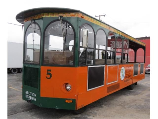 1985 Miscellaneous Trolley | 613044