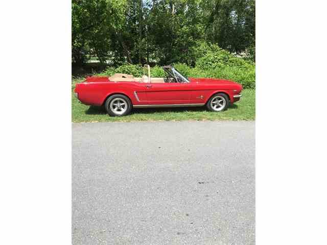 1964 Ford Mustang | 613722