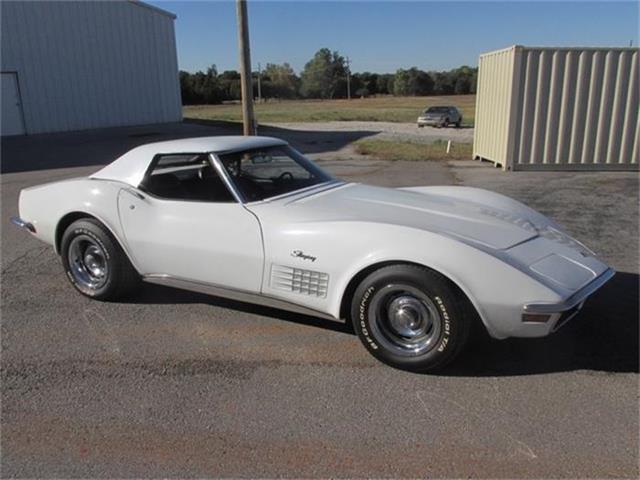 1972 Chevrolet Corvette | 613853