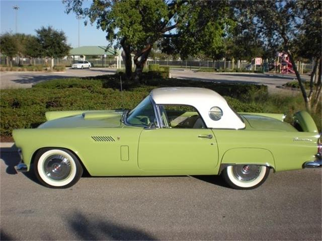1956 Ford Thunderbird | 614262
