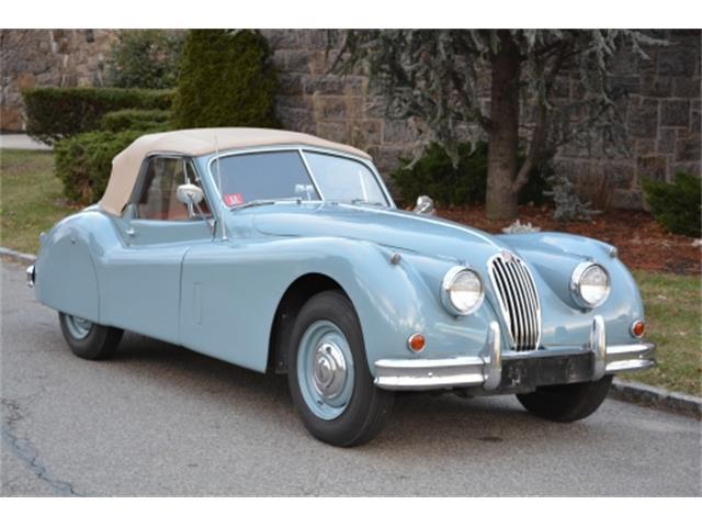 1956 Jaguar XK140 | 614347