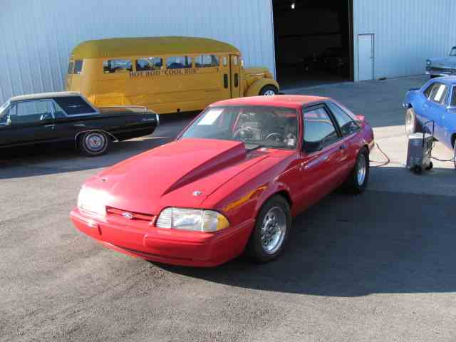1989 Ford Mustang | 614394