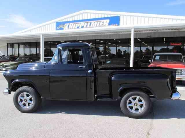 1955 Chevrolet 1500 | 614400