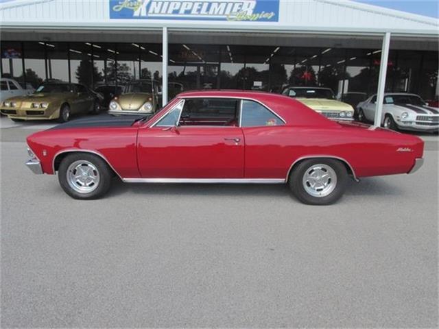 1966 Chevrolet Chevelle | 614410