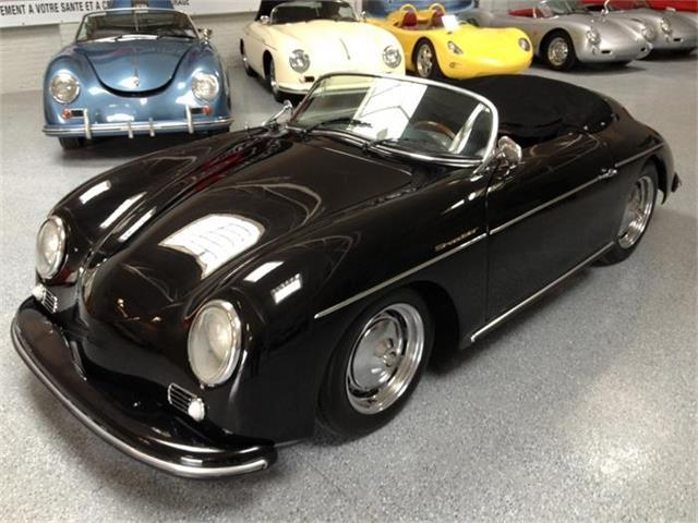 1957 Porsche Speedster | 614563