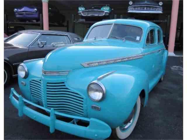Picture of 1941 Chevrolet Sedan - D690