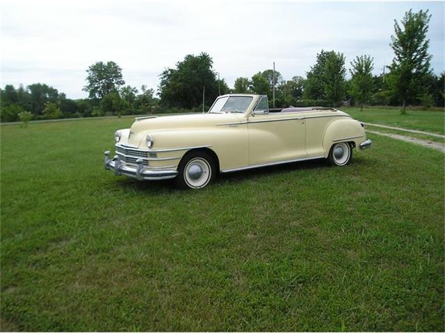 1948 Chrysler New Yorker | 614723
