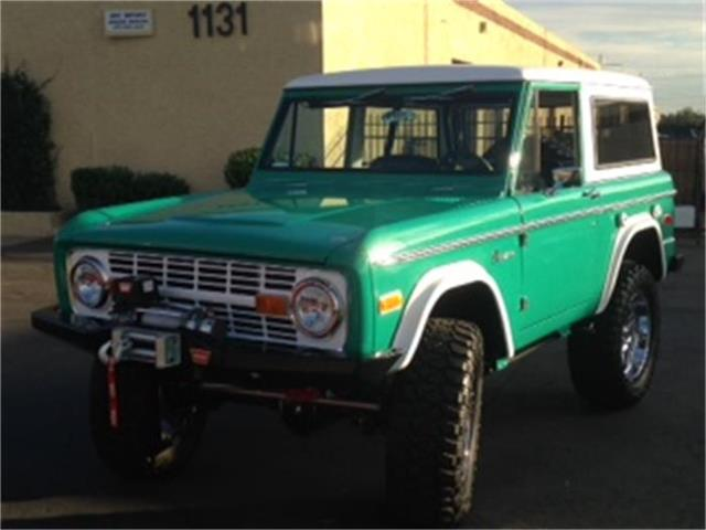 1970 Ford Bronco | 614733