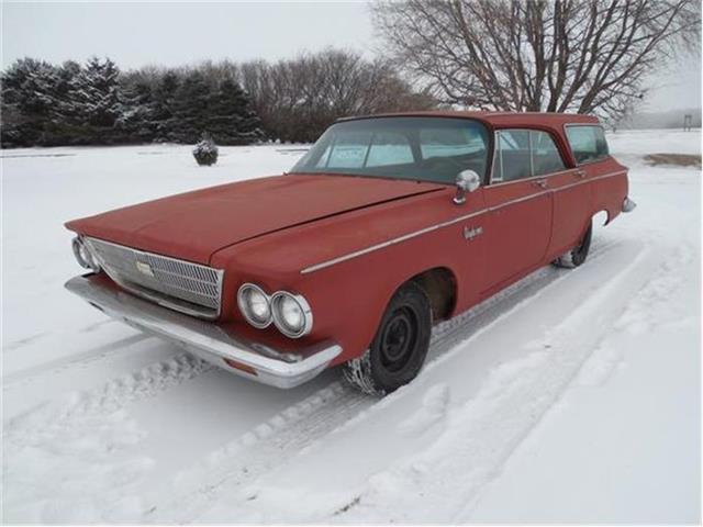 1963 Chrysler Newport | 614734
