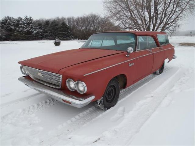 1963 Chrysler Newport | 614734