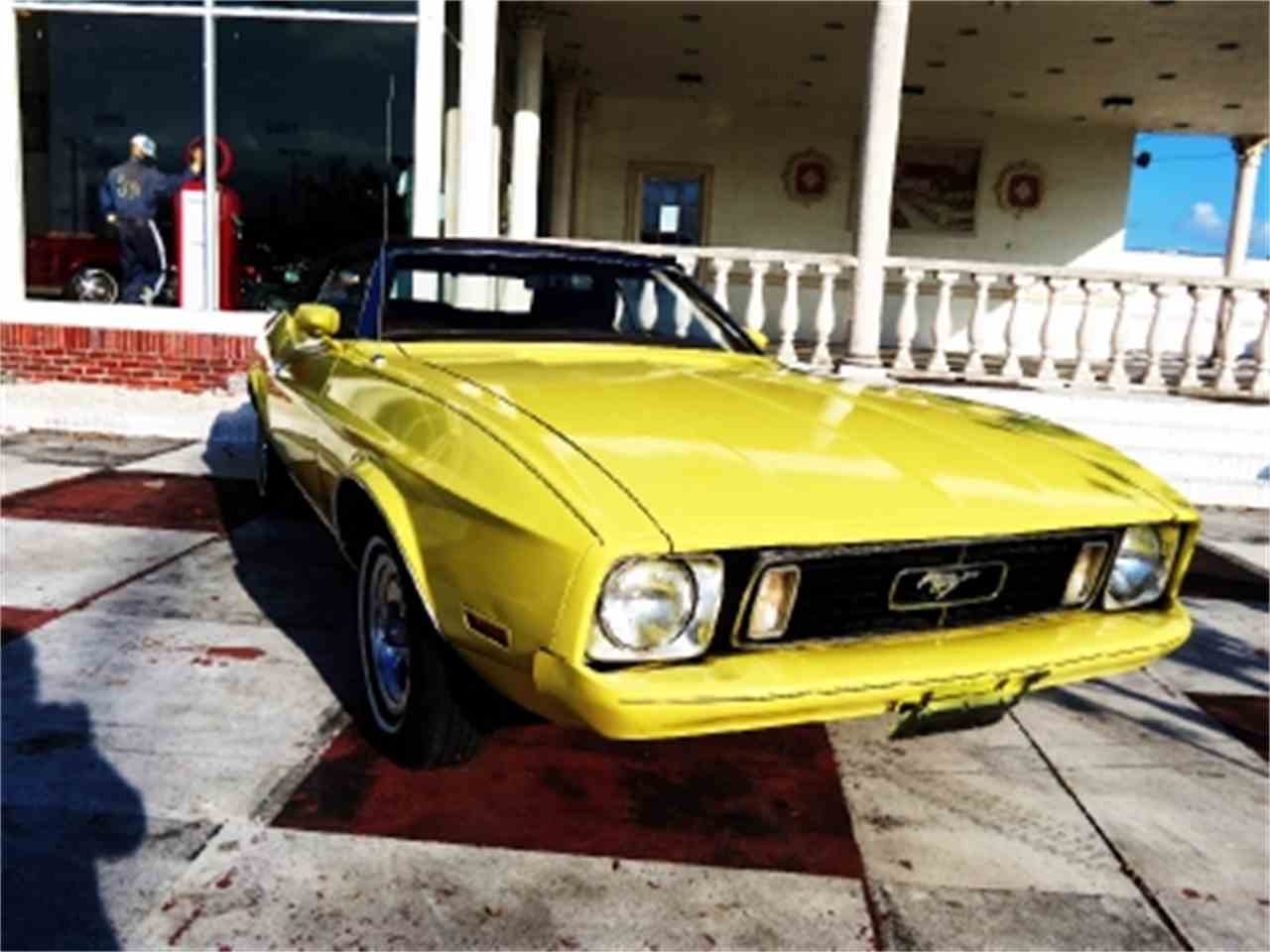 Large Picture of '73 Mustang - D31O