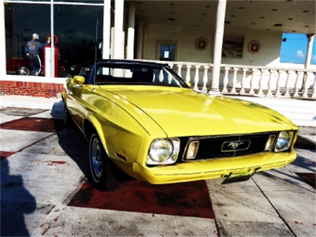 1973 Ford Mustang | 610476
