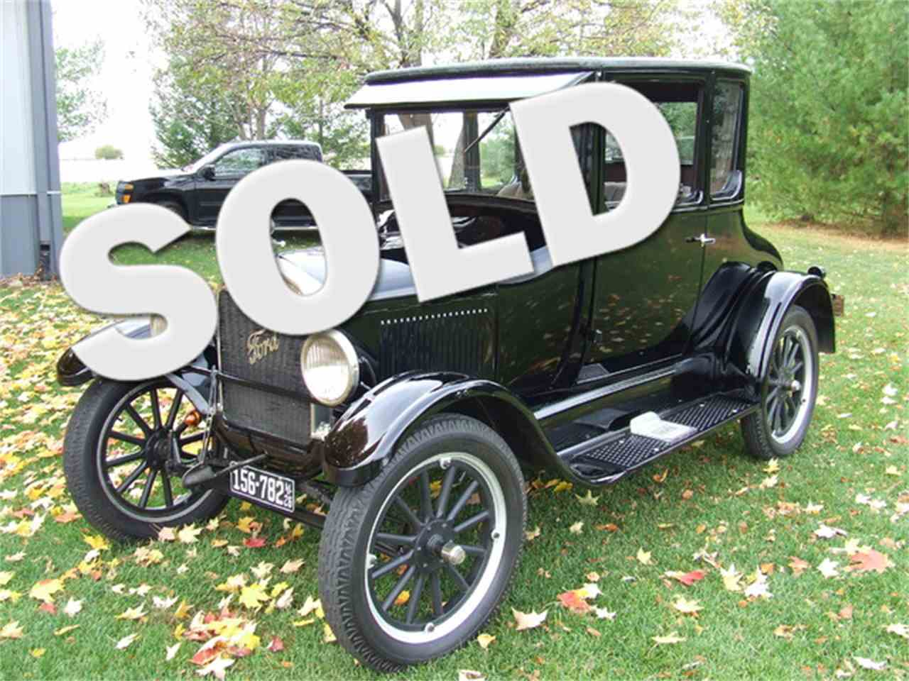Large Picture of Classic 1926 Ford Model T Offered by Classic Cars America LLC - D6GE