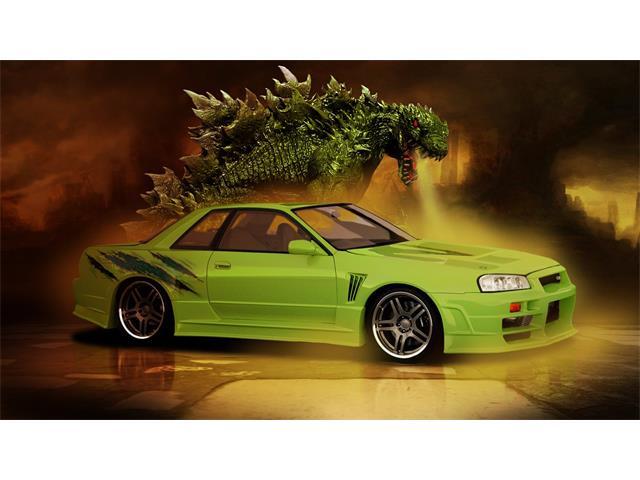 1989 Nissan Skyline | 614954