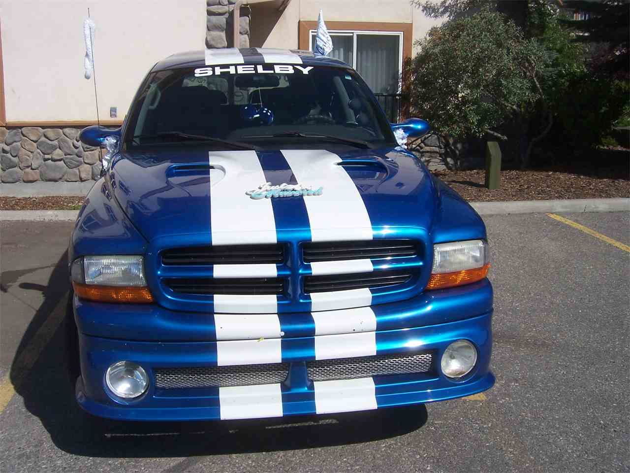 Large Picture of '99 Durango Shelby SP360 - D6I4