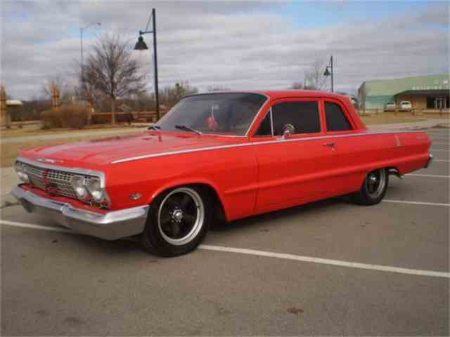 1963 Chevrolet Biscayne | 615106