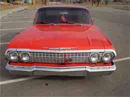 1963 Chevrolet Biscayne for Sale - CC-615106