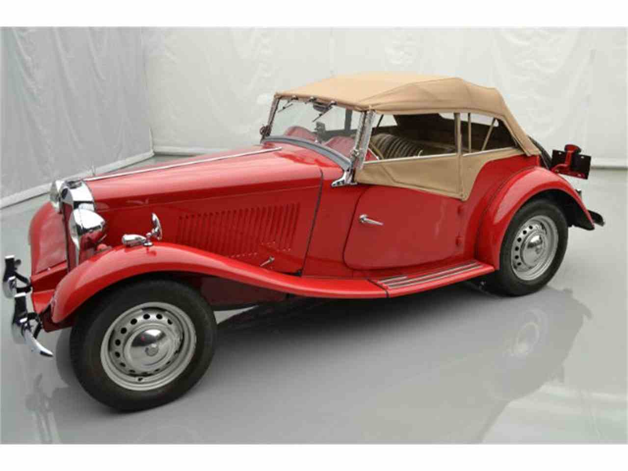 1953 MG TD for Sale - CC-615484