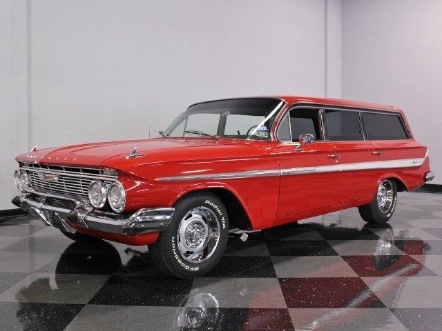 1961 Chevrolet Nomad | 615495