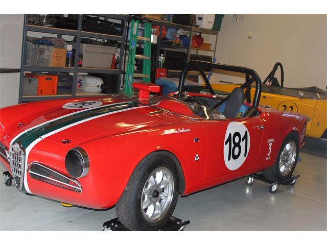 1962 Alfa Romeo Spider Veloce | 615575