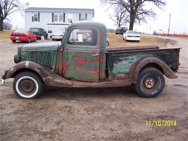 1935 Ford 1/2 Ton Pickup | 615594