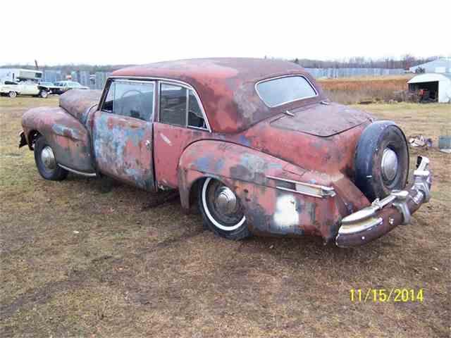 1942 Lincoln Continental | 615597