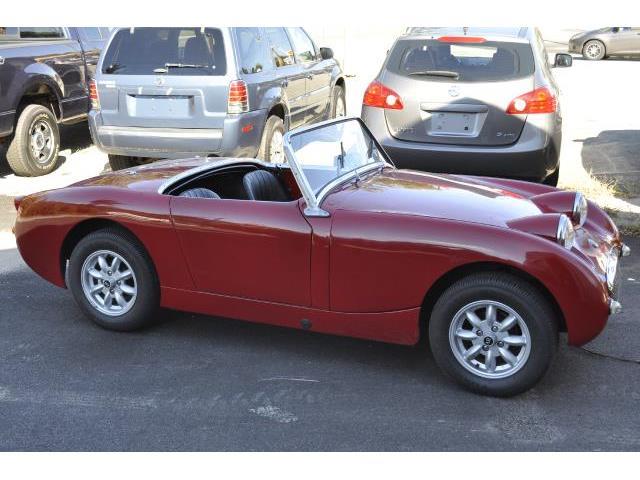 1960 Austin-Healey Sprite | 615743