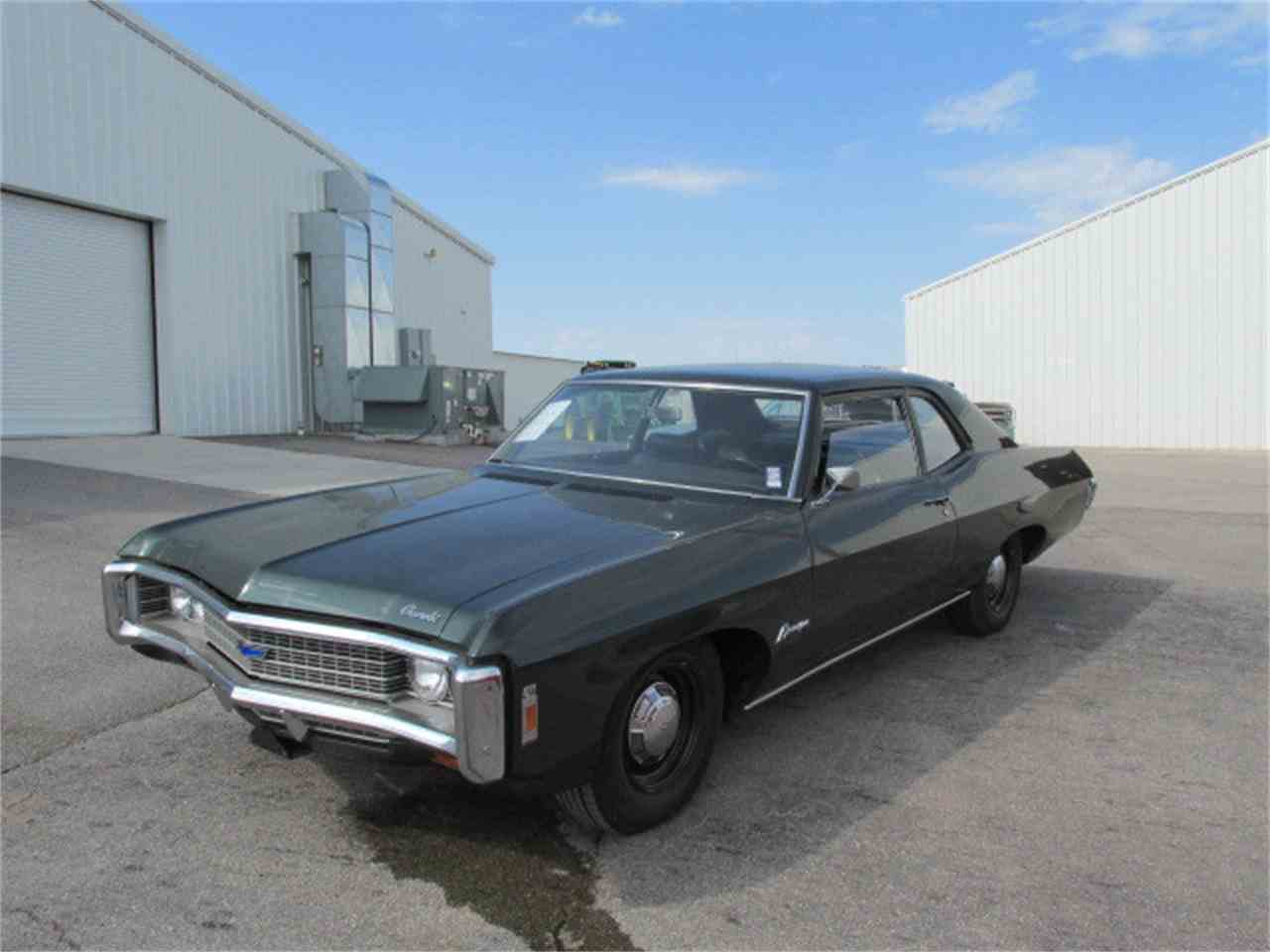 1969 Chevrolet Biscayne for Sale - CC-616021