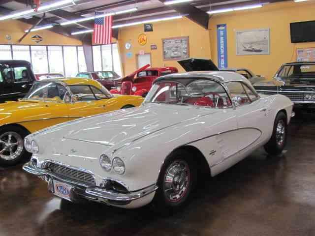 1961 Chevrolet Corvette | 616030
