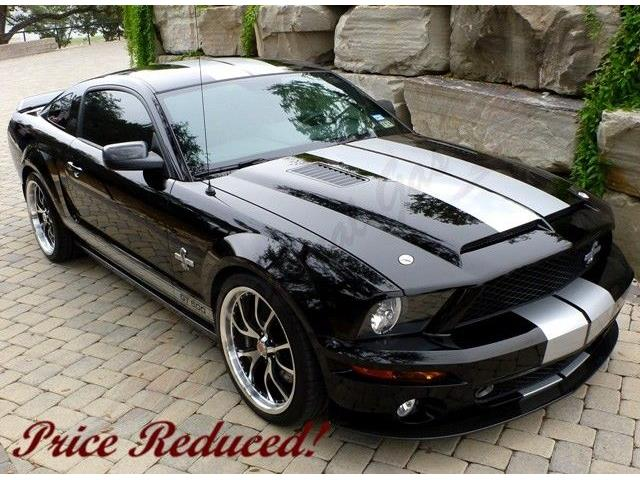 2007 FORD SHELBY GT500 SUPER SNAKE | 616230