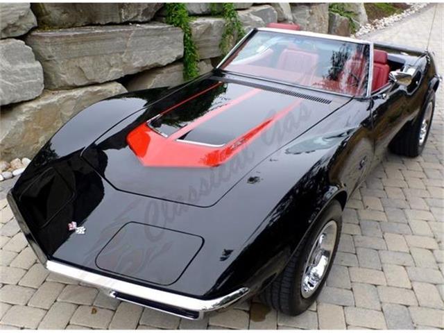 1969 Chevrolet Corvette | 616233