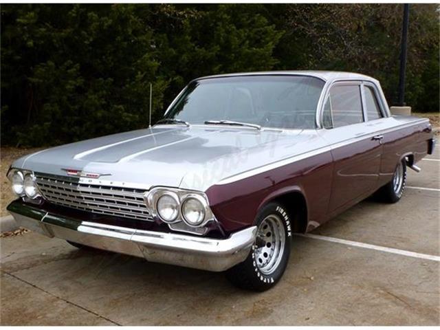1962 Chevrolet Bel Air   616235