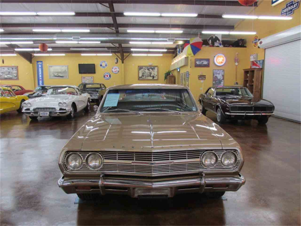 Large Picture of '65 Chevelle Malibu - D7J5