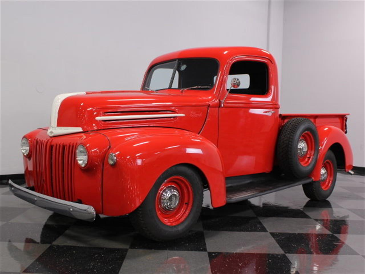 Texas Car Inspection >> 1945 Ford Pickup for Sale | ClassicCars.com | CC-616485