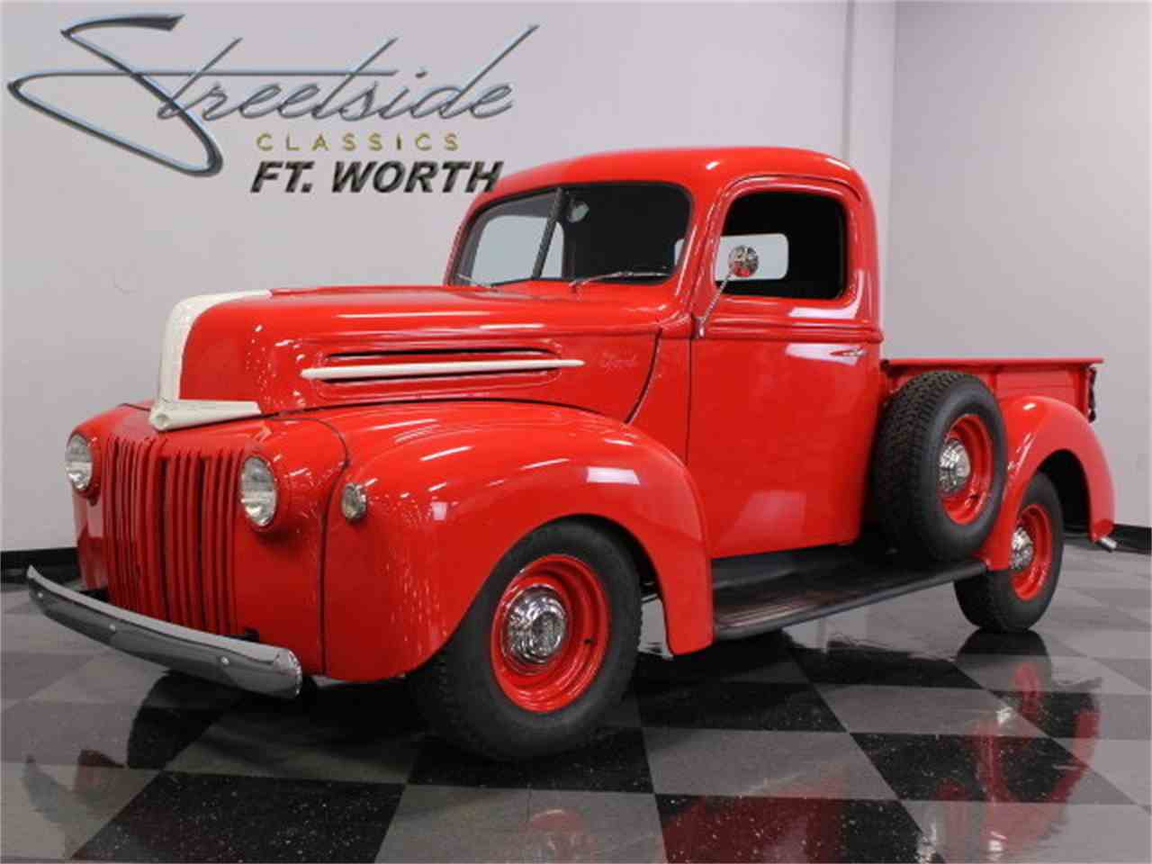 Ford Pickup For Sale Classiccars Com Cc