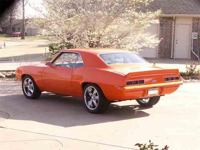 1969 Chevrolet Camaro | 616638