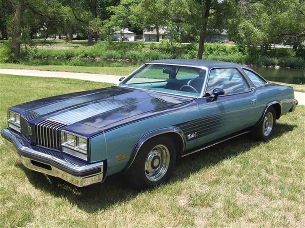 1977 oldsmobile cutlass for sale cc 616707 for 1977 olds cutlass salon for sale