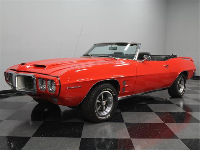 1969 Pontiac Firebird | 610768