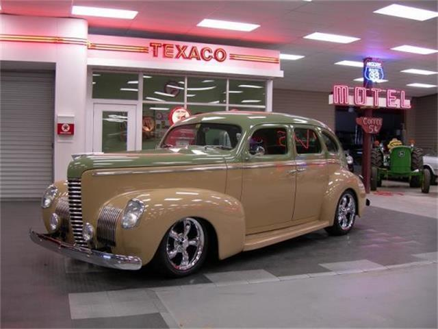 1939 Nash Ambassador | 618431