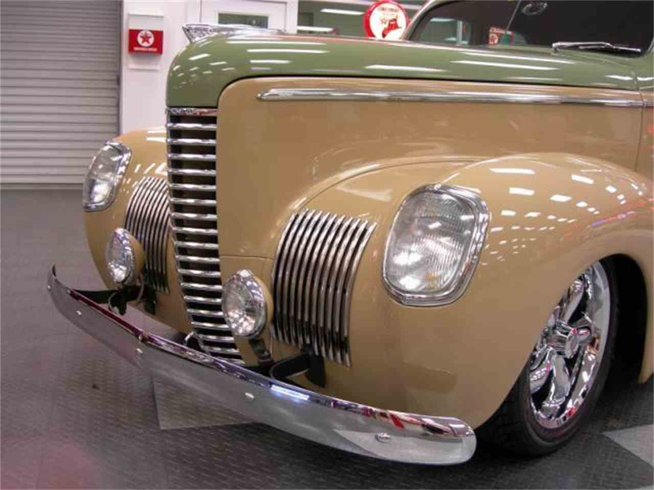 Large Picture of '39 Ambassador - D96N