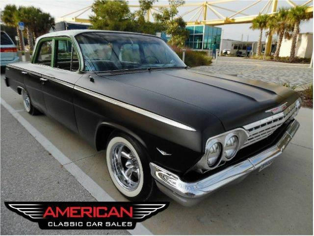 1962 Chevrolet Bel Air | 618604