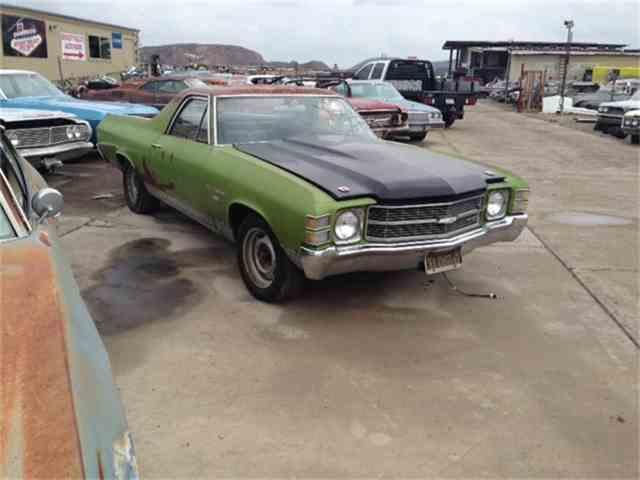 1971 Chevrolet El Camino | 618736