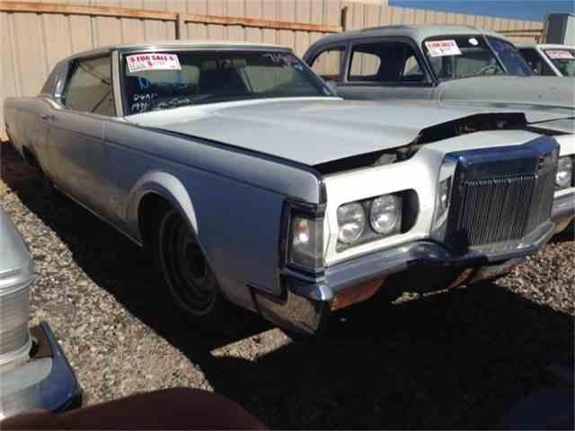 1971 Lincoln Mark III | 618744