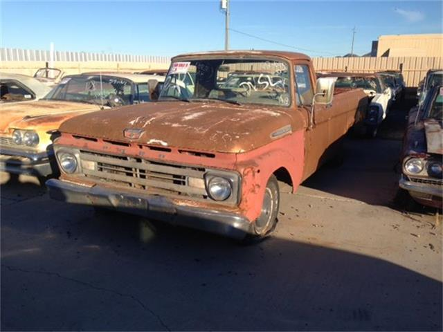 1962 Ford F100 | 618746