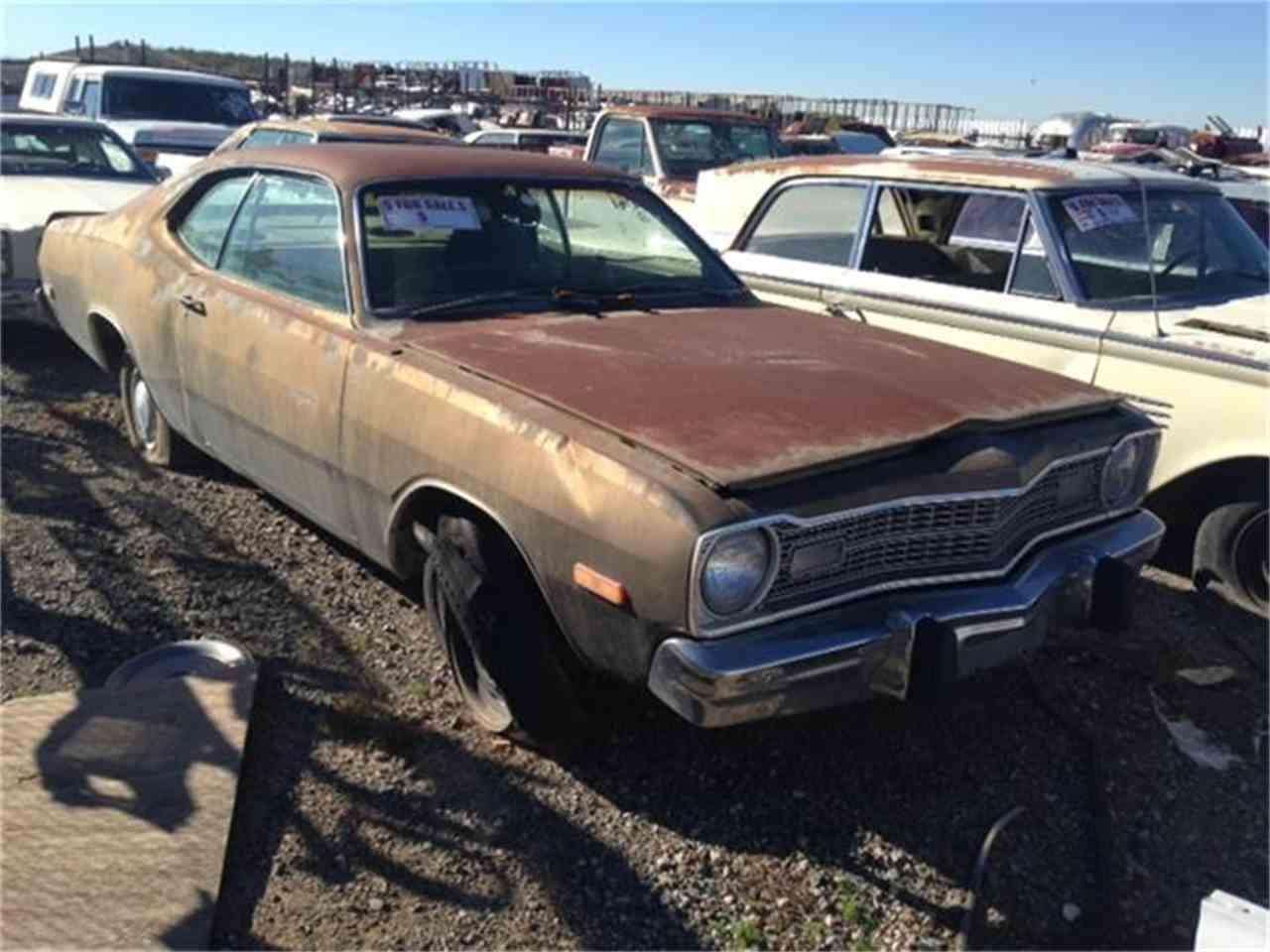 Houston Dodge Dealers >> 1974 Dodge Dart for Sale | ClassicCars.com | CC-618749