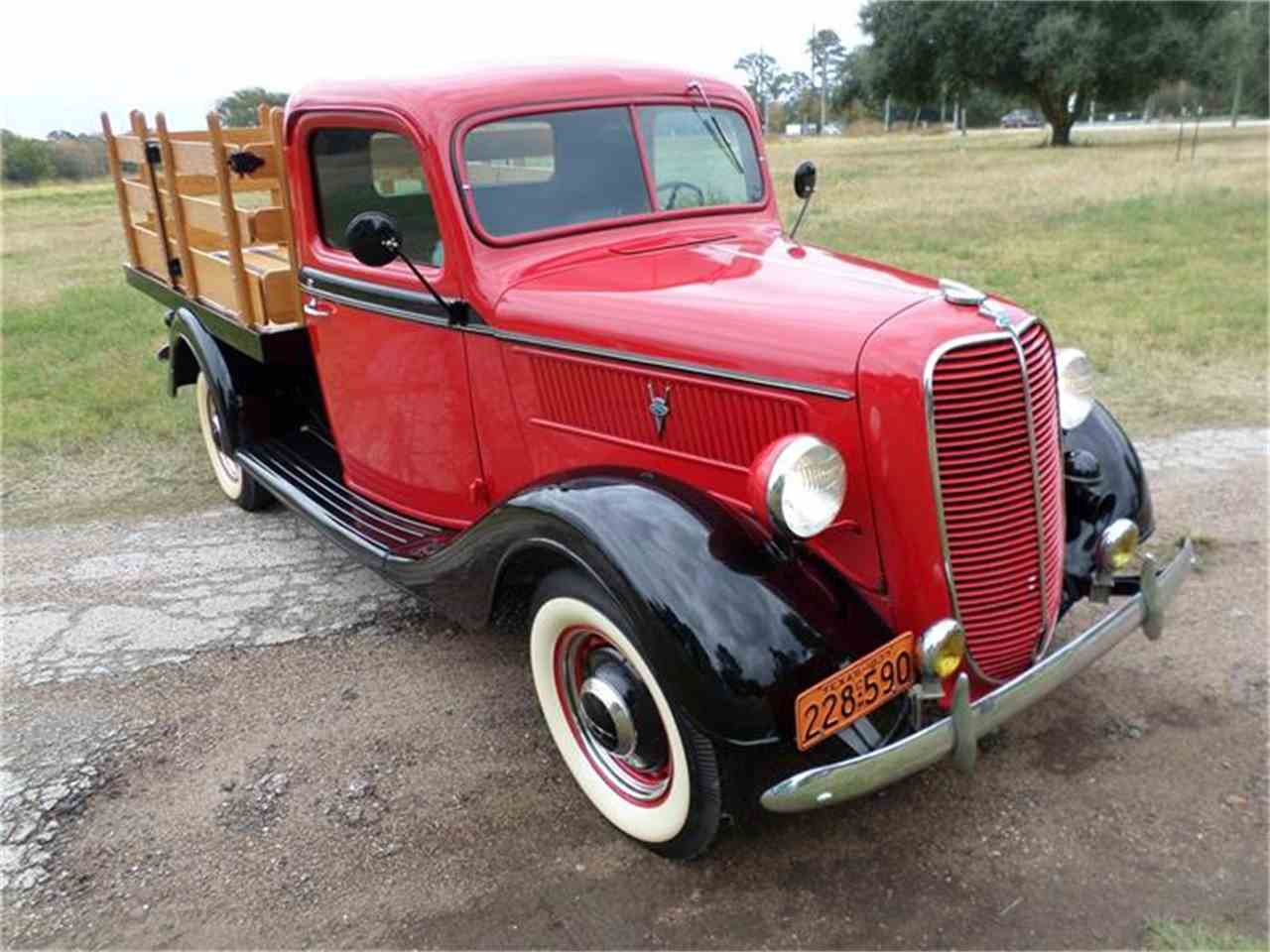 1937 Ford Pickup for Sale - CC-610910