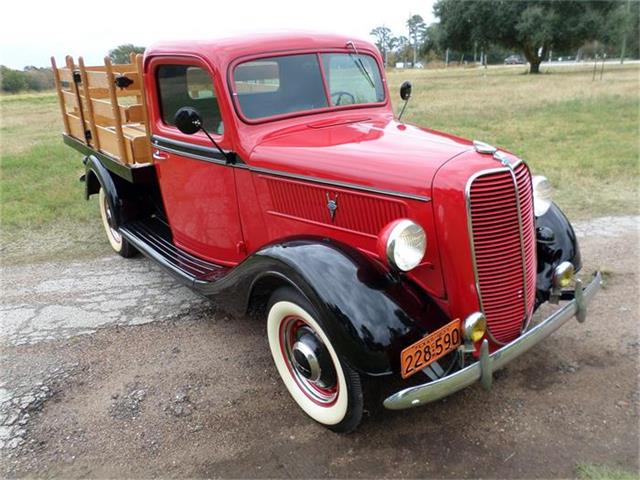 1937 Ford Pickup | 610910