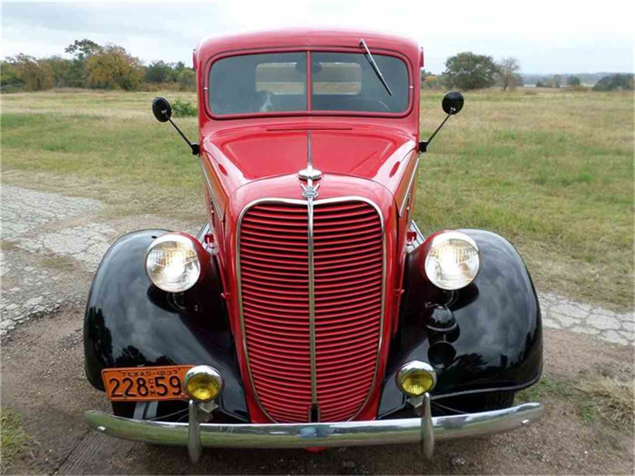 Large Picture of '37 Pickup - D3DQ