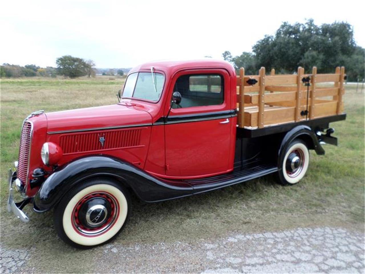Texas Car Inspection >> 1937 Ford Pickup for Sale | ClassicCars.com | CC-610910
