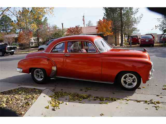 1950 Chevrolet 2-Dr Coupe | 610093